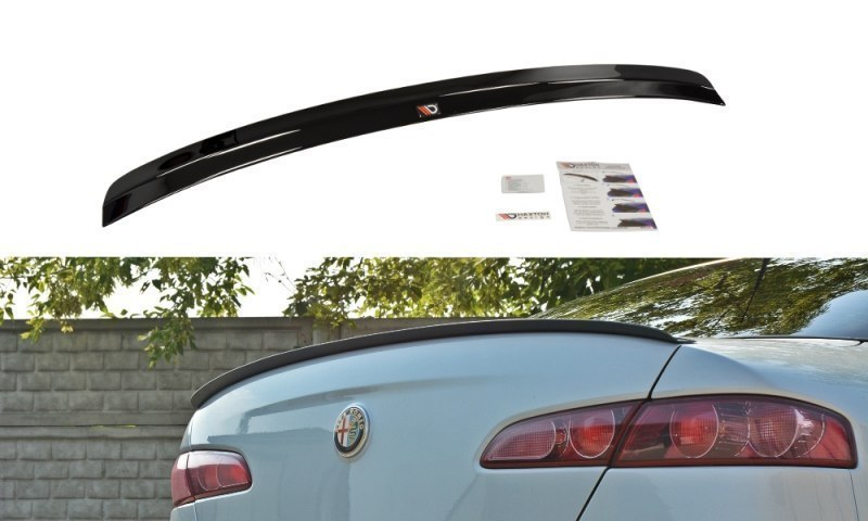Lotka Lip Spoiler - Alfa Romeo 159 - GRUBYGARAGE - Sklep Tuningowy